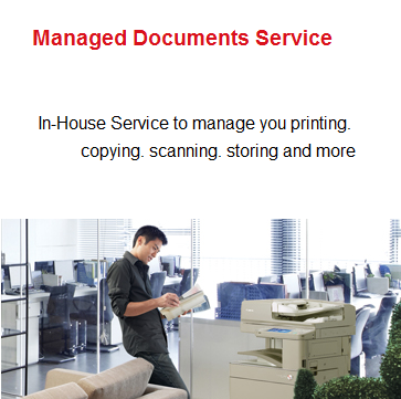 Managed Document Service in India